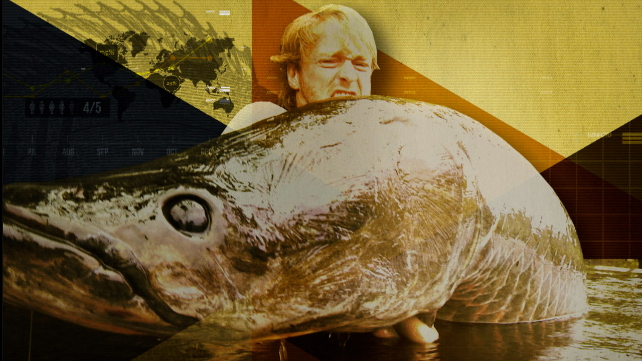Rybí legendy Jakuba Vágnera (2011)
